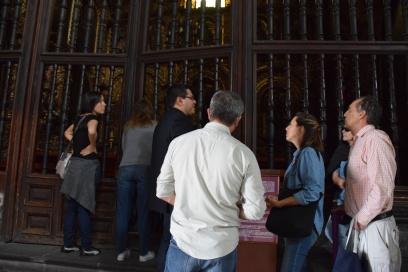 Conociendo la función de las capillas para las cofradías dentro de la Catedral